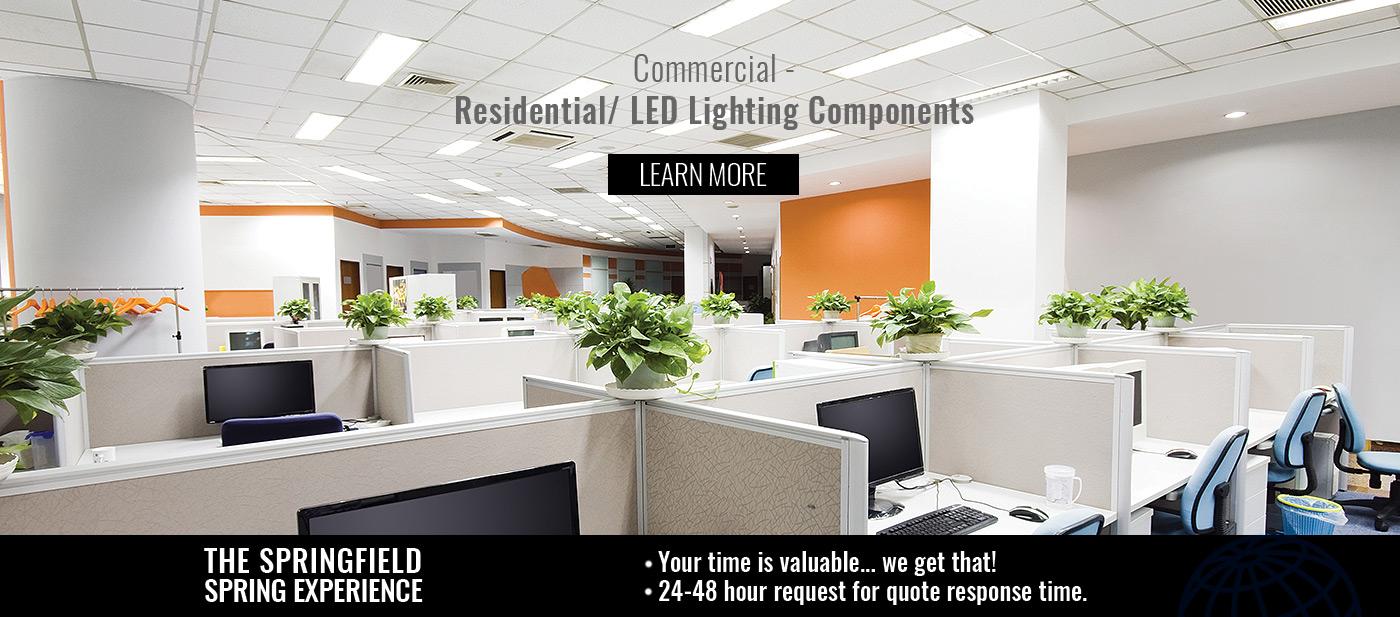 LED Lighting Banner
