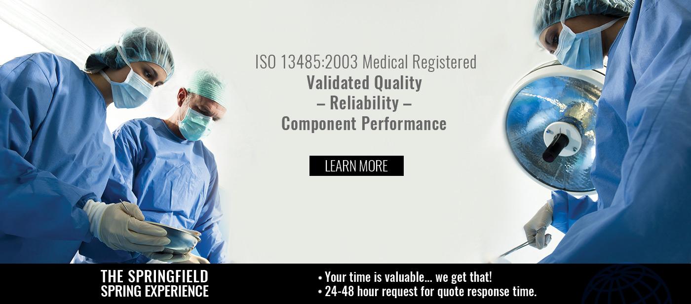 Medical Component Banner
